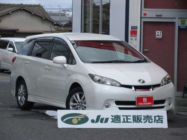 トヨタ 1.8Sエアロ 純正HDDナビ Bカメラ 禁煙車 全国保証