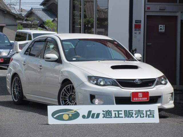 スバル WRX STI Aラインプレミアムpkg 車高調 全国保証