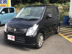 ワゴンRリミテッドII TV ナビ 軽自動車 ETC ブラック