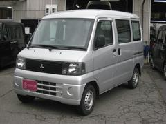 ミニキャブバンベースグレード 4WD 5MT