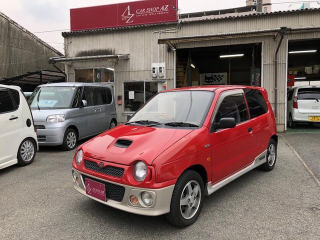 スズキ RS/Z 5M/T 社外マフラー ブースト計 軽自動車