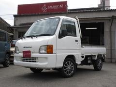 サンバートラックTC TC 4WD エアコン パワステ 5M/T