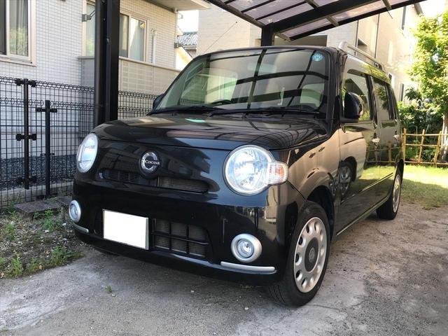 「ダイハツ」「ミラココア」「軽自動車」「岡山県」の中古車