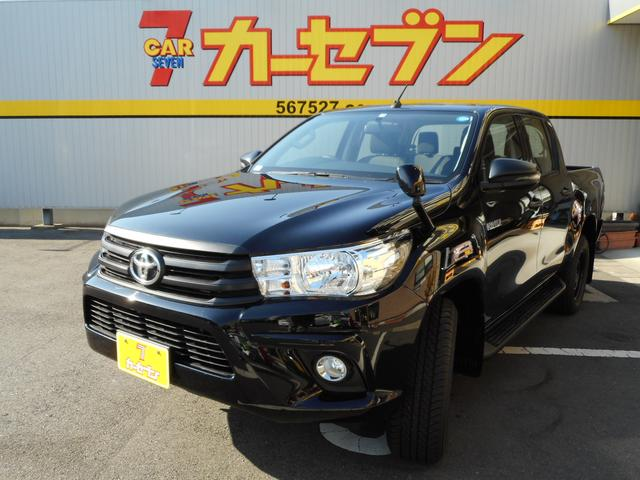 ハイラックス(トヨタ) X 中古車画像