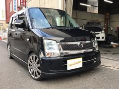 AZワゴンFX−Sスペシャル  ナビ 車高調