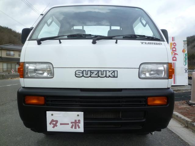 スズキ インタークーラーターボ 5速 4WD