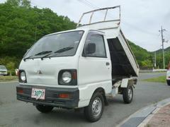 ミニキャブトラックダンプ 4WD 4速