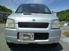 ワゴンRFX−T タイミングベルト交換済 5速 4WD