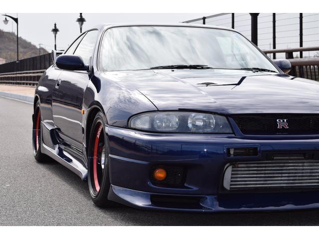 日産 GT-R Vスペック 東名パワードデモカー