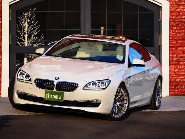 BMW 650iクーペ Individual 左ハンドル