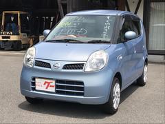 モコE FOUR 4WD インテリキー シートヒーター