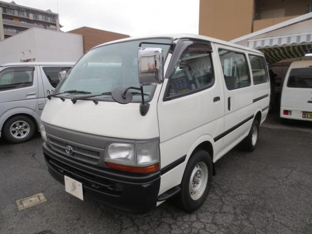 トヨタ ジャストローDX 1250kg 6人乗