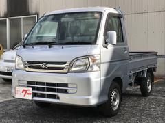 ハイゼットトラックEXT 4WD 5速 作業灯 エアコンパワステパワーウィンド