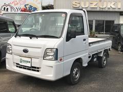 サンバートラック4WD AC 5MT 軽トラック 保証付 運転席エアバッグ