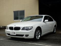 BMW740i サンルーフ 革シート
