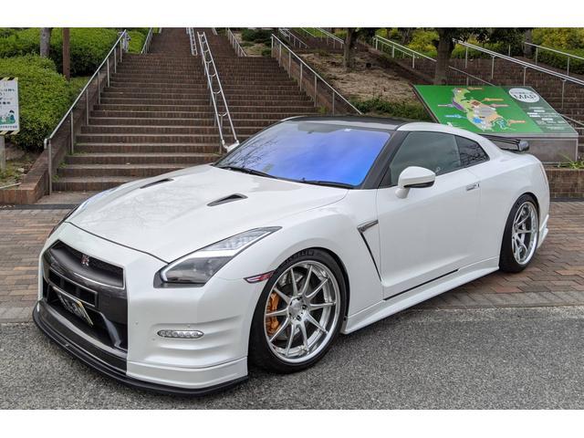日産 GT-R プレミアムエディション HKS GT800キット ネココーポレーション7枚強化クラッチ ドットソン1速強化ギア ミッション対策済 フライホイール 交換済