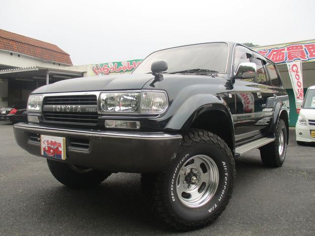 トヨタ VX ディーゼル 4WD サンルーフ