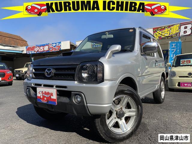 マツダ XC 4WD SDナビ ワンセグTV