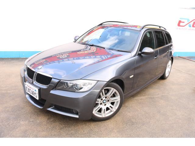 BMW 320iツーリング Mスポーツパッケージ HDDナビ