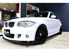 BMW130i Mスポーツ 19AW エアロ ホワイトレザーシート
