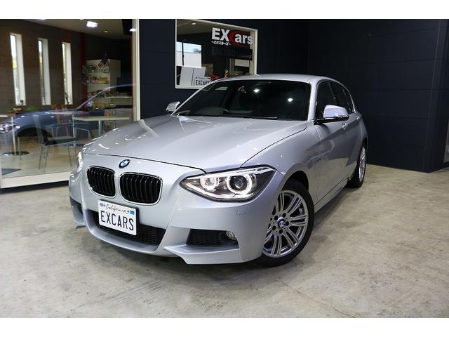 BMW 116i Mスポーツ 純正ナビ カメラ