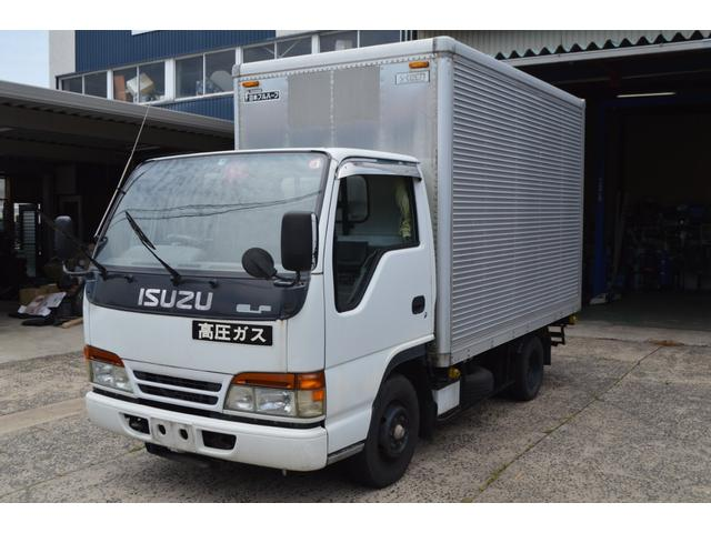 いすゞ エルフトラック  ディーゼル AT キッチンカーベース 積載1.5t