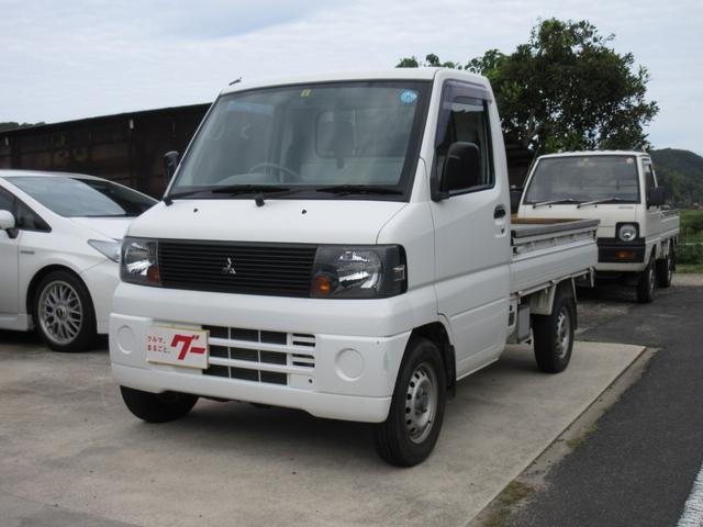三菱 Vタイプ 4WD 5速MT エアコン パワステ