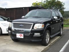 フォード エクスプローラーXLT ナビTV サンルーフ 17AW ETC 革シート