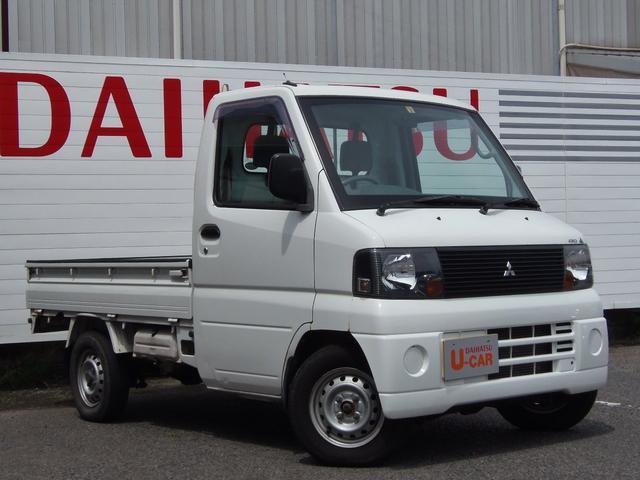 三菱 4WD MT エアコン パワステ