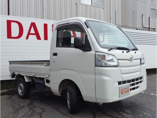 ダイハツ ハイゼットトラック スタンダード 農用スペシャル 4WD AM FM 5MT