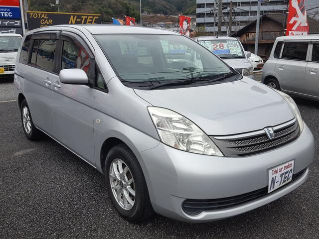 トヨタ L 電動スライドドア キーレス 社外アルミ ナビ ETC
