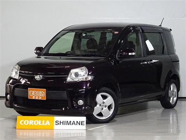 トヨタ DICE 電動スライドドア 3列シート AW ワンオーナー