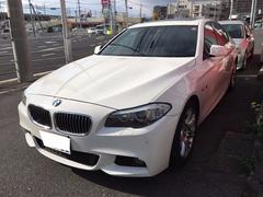 BMW523i Mスポーツパッケージ サンルーフ HDDナビ