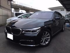 BMW740i ナビ ETC 全周囲カメラ パワーシート