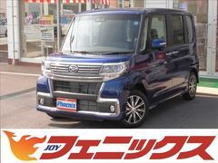 タントカスタムX トップエディションSAIII LEDオートライト