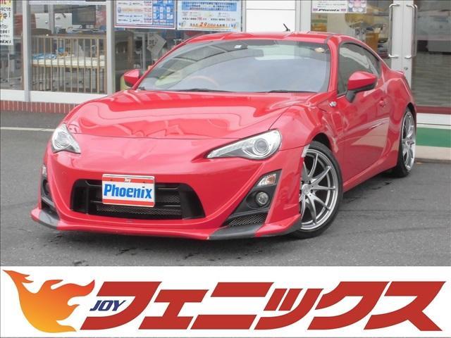 トヨタ GT 6速マニュアル 社外ナビTV 車高調 レイズAW