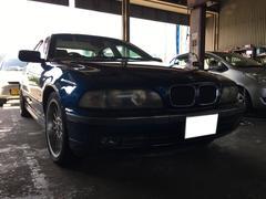 BMW525i ETC AW18インチ AUX エアコン AT