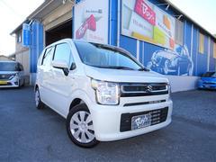 ワゴンRハイブリッドFX 禁煙車 SUZUKI新車保証継承 新品マット 純正CDオーディオ キーレス/スペアキー シートヒーター