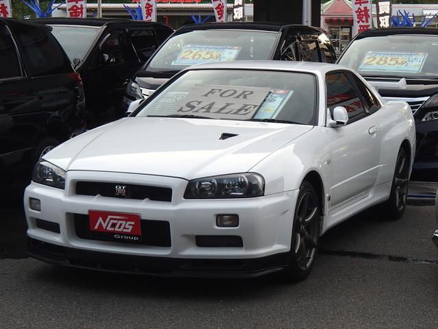 日産 GT-R VスペックII 4WD 6MT ノーマル
