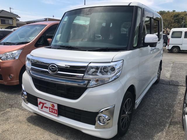 ダイハツ カスタムX トップエディションSAII 軽自動車