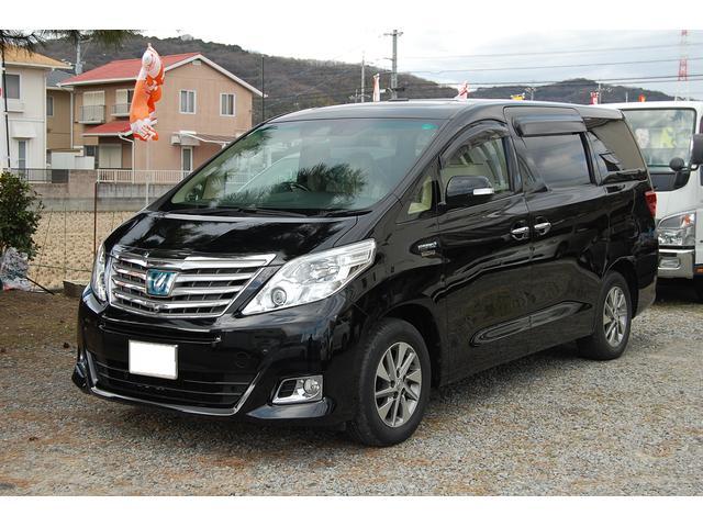 トヨタ G Lパッケージ ロイヤルラウンジLE 鑑定証付 大型モニタ