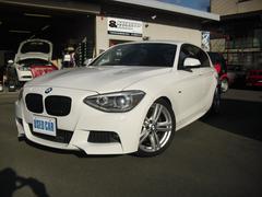 BMW116i Mスポーツ KW車高調 HDDナビ グー鑑定車
