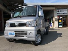 クリッパートラック4WD 運転席エアバッグ ABS