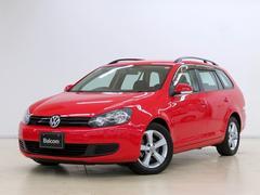 VW ゴルフヴァリアントTSI トレンドライン 新品タイヤ4本 SDナビ フルセグ