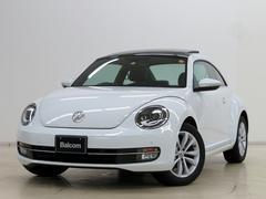 VW ザ・ビートルデザインレザーPKG パノラマスライディングサンルーフ