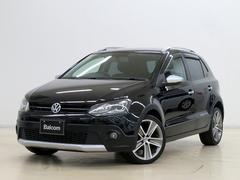 VW ポロクロスポロ CarrozzeriaSDナビ フルセグTV