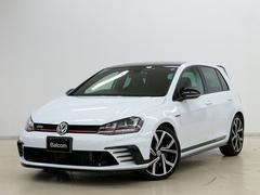VW ゴルフGTIクラブスポーツ トラックエディション 限定400台 DCC