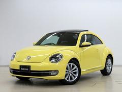 VW ザ・ビートルデザインレザーパッケージ パノラマスライディングルーフ