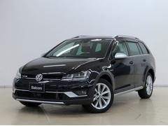 VW ゴルフオールトラックTSI 4モーション アップグレードPKG フロントアシスト