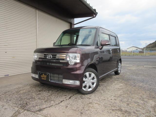 トヨタ カスタム X HID スマートキー CVT セキュリティ
